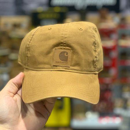 ODESSA CAP (CARHARTT BROWN)
