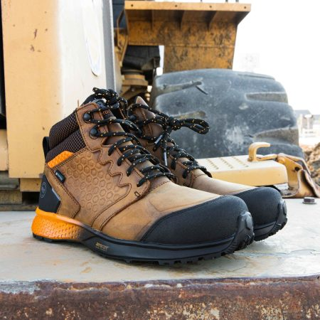 REAXION WORK BOOTS (COMP TOE)