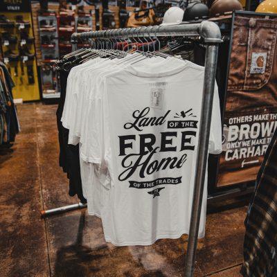 The Anthem T-Shirt (White)