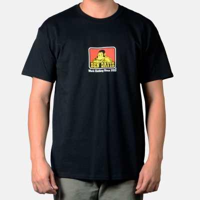 Ben Davis Logo T-Shirt (Black)