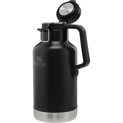 Easy Pour Growler 64oz (Black)