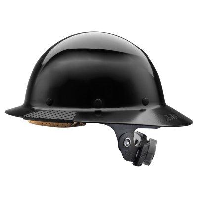 DAX Full Brim Hard Hat (Black)
