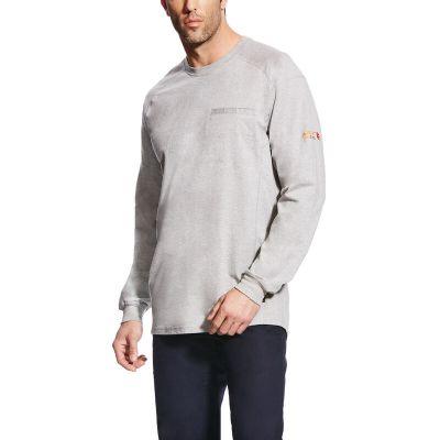 FR Air Crew T-Shirt – Silver Fox