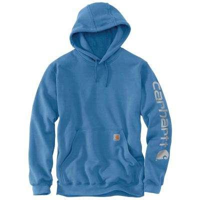 Midweight Hooded Logo Sweatshirt – Coastal
