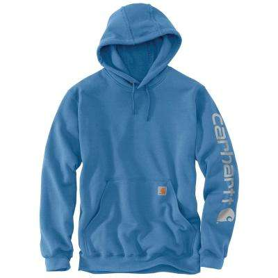 Midweight Hooded Logo Sweatshirt – Coastal