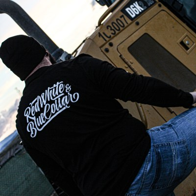 Mojo Long Sleeve – Black