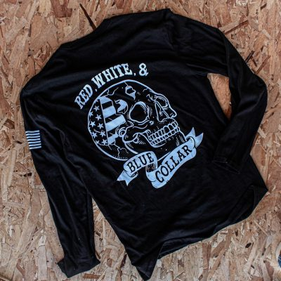 SKULLY Long Sleeve – Black