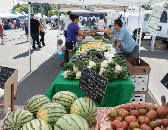 Save: Farmers Market - Purpose Driven Mastery