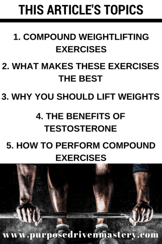 Compound Exercises - Purpose Driven Mastery