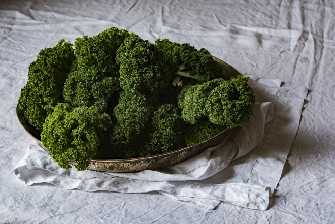 Carbohydrate: Kale - Purpose Driven Mastery
