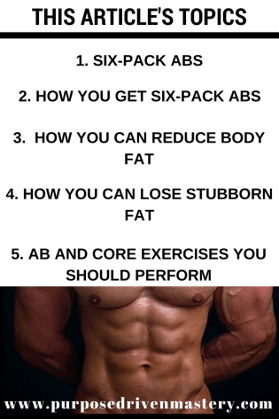 Abs: Purpose Driven Mastery