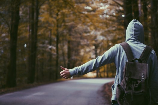 Fear: Travel and Hitchhike - Purpose Driven Mastery
