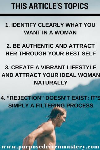 Attraction: Purpose Driven Mastery