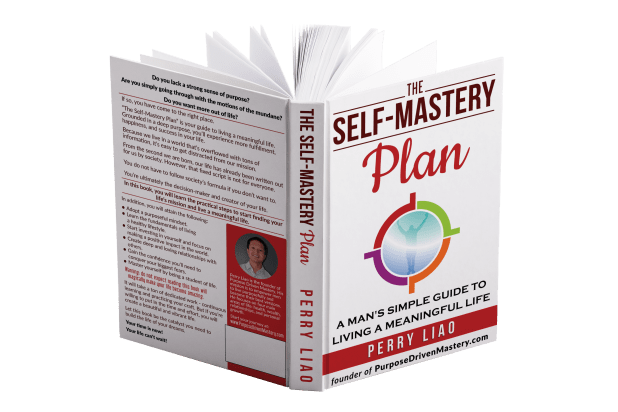 The Self-Mastery Plan - Purpose Driven Mastery