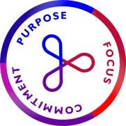 logo purposefocuscommitment