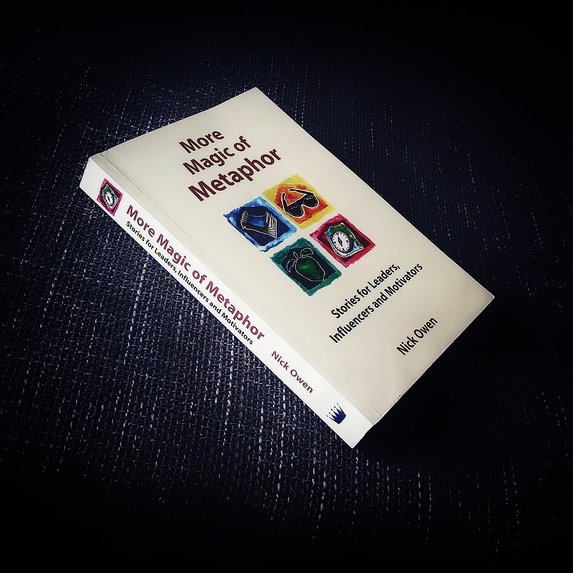 Book Review More Magic Of Metaphor By Nick Owen border=