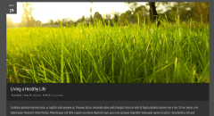 Full width page of Photolux