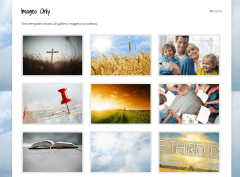 Gallery Page of Risen