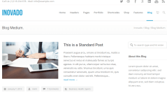Invado-WordPress-theme-Blog