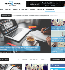 NewPaper-Wordpres-Product