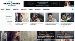 NewsPaper-WordPress-theme-Fashion-Category