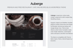 Auberge Theme Page