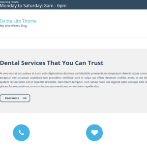 Denta-Lite-Wordpress