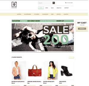 Hudson is a Premium eCommerce WordPress Theme with minimalist, modern, clean design