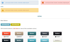 Kidshop- Plenty of elements are obtained by 300+ shortcodes provided by this theme