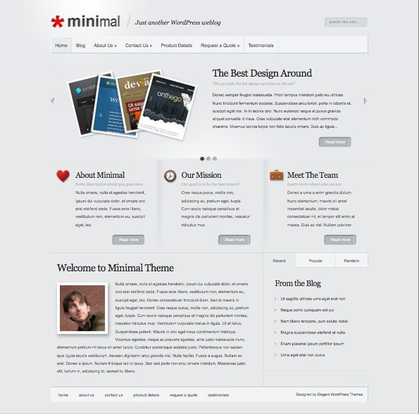 Minimal-WordPress-Web-Design-Business-Theme