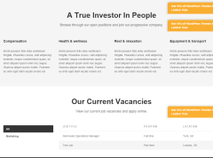 Removals Pro- Jobs page template