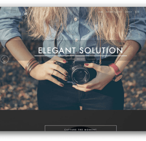 Rokophoto - Premium Photography WordPress theme