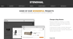 Stendhal-WordPress-Theme