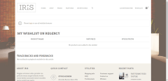 Wishlist-IRIS-WordPress-Theme