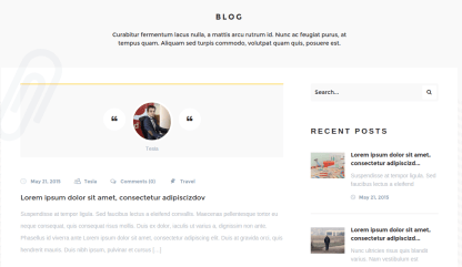 Worker-Blog-Page