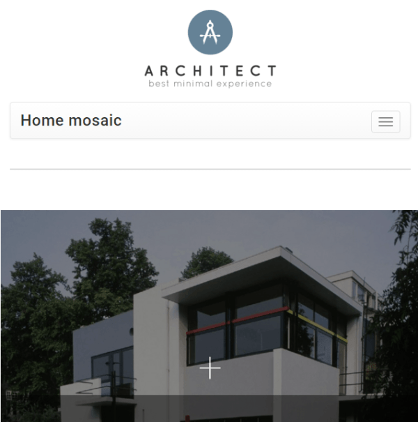 Architect- An Architectural WordPress theme