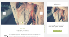 Blog page with sidebar of Inkas