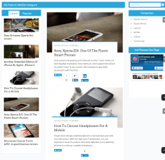 BlogSpring – All posts in mobile category