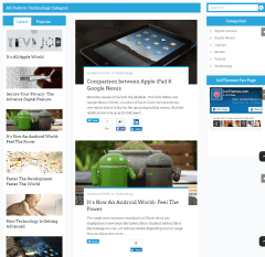 BlogSpring – All posts in technology category.