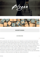 Blogus-WordPress-theme-Page