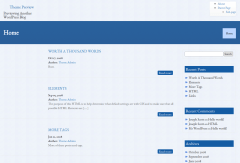 Business Group – VSS Home Page