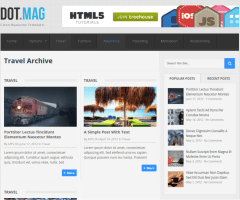 Dormag-WordPress-theme