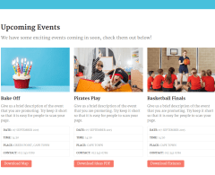 Events-Classroom-Theme-WordPress