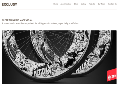 Exclusy Home Page