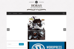 Home Page of Horas