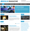 Merlin-Wordpress-theme