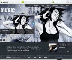 Music Home Page