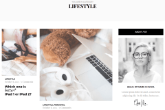 Olivia Lifestyle Page