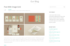 OneUp Blog Page