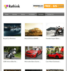 Portfolio-ReThink-WordPress